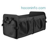 ihocon: MIU COLOR Foldable Waterproof Cargo Trunk Organizer可折疊收納防水汽車收納箱