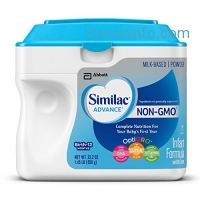 ihocon: Similac Advance Non-GMO Infant Formula with Iron, Baby Formula, Powder, 23.2 Ounces (Pack of 6)嬰兒奶粉