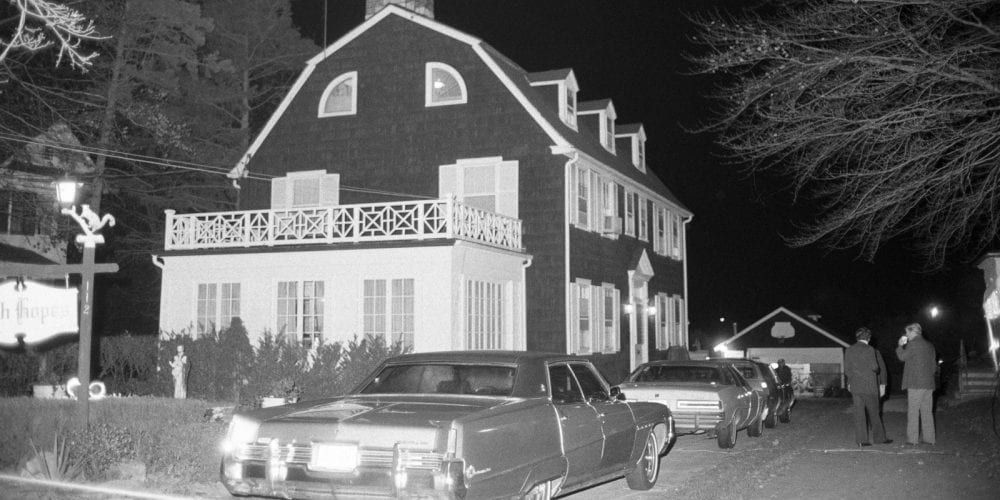 The amityville house pictures