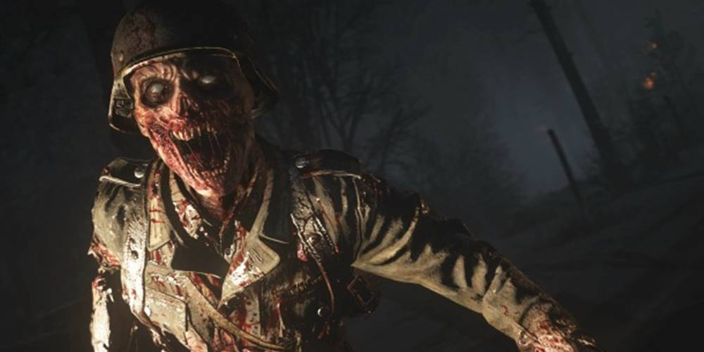 Review Call of Duty WWII Nazi Zombies  Horror News and