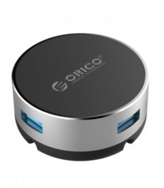 Orico BNS1-SV 4 Port USB 3.0 HUB With Mouse Cable Management