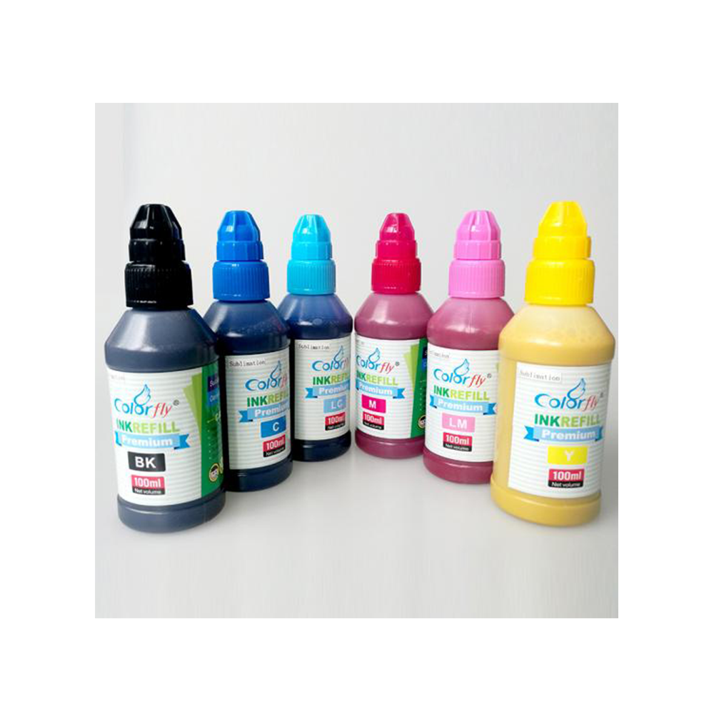 Color Fly Ink Refill Premium 100ml Bottle