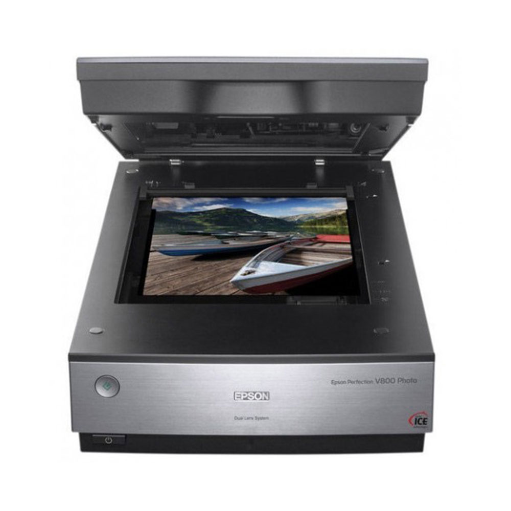 Epson Perfection V800 Photo Flatbed Color Scanner
