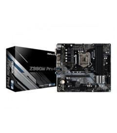 ASRock Z390M Pro4 9th Gen Micro ATX Motherboard