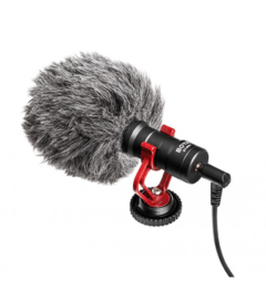 Boya BY-MM1 Compact On-Camera Video Microphone