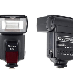 Simpex 522 Thinklite Speedlite Video Flash Studio Equipment