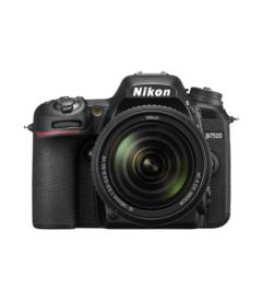 Nikon D7500 Touchscreen DSLR Camera
