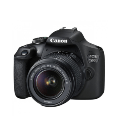 CANON EOS 1500D 24.1MP WITH 18-55 IS II LENS FULL HD DSLR CAMERA