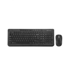 Delux OM-02U+M105GX Wireless Bengali Multimedia Keyboard & Mouse