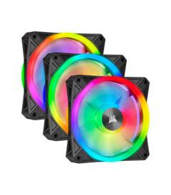 Corsair iCUE QL120 RGB 120mm PWM Triple Fan