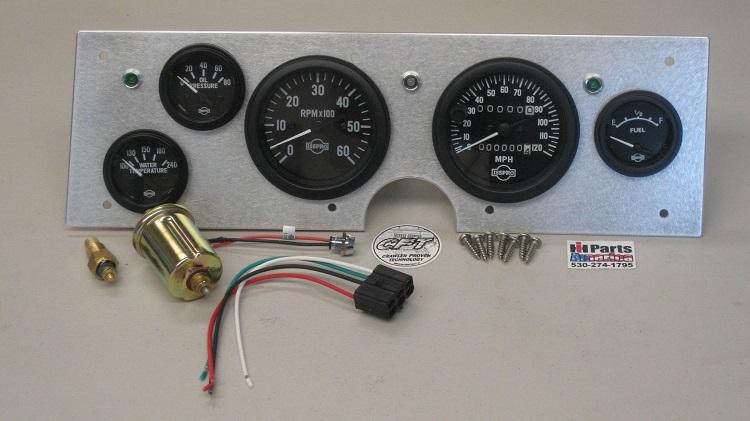 cpt dash panel kit