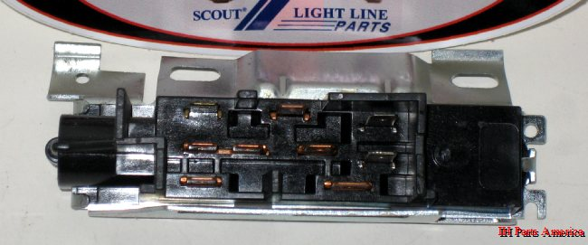 Scout 80 With Alternator Circuit Diagram 106kb