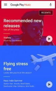 google play music downloading