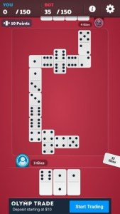 dominoes game online 2 player