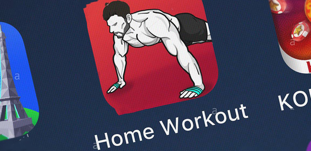 home workout featured
