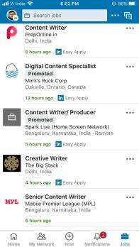 what is linkedin app