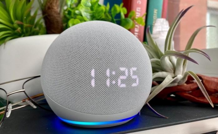 4th generation Amazon Echo dot