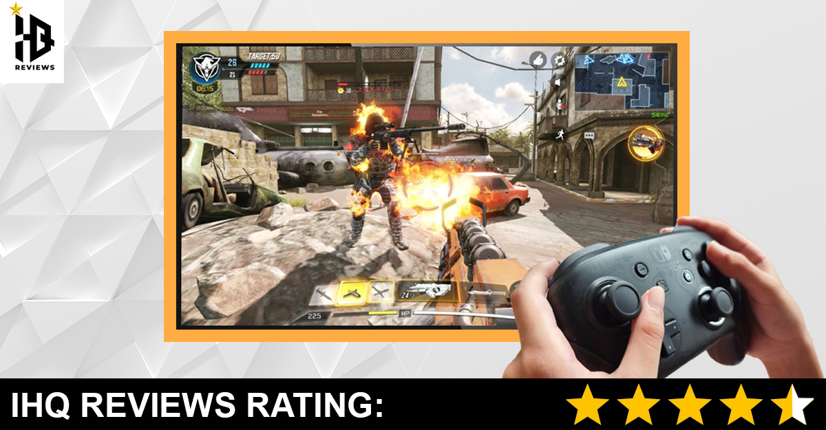 The Game Call of Duty Review