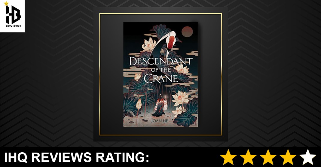 descendent of the crane