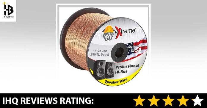 eXtreme Pure Copper Speaker Wire