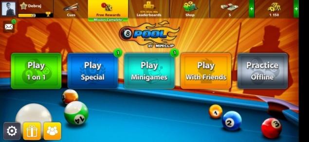 hack 8 ball pool game