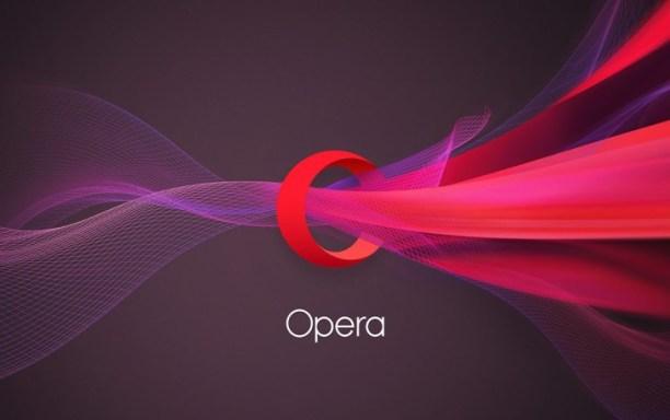 opera browser application sodfware