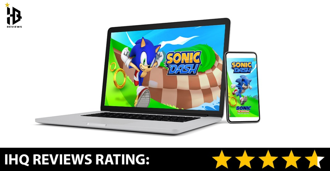 Sonic Dash Game Review