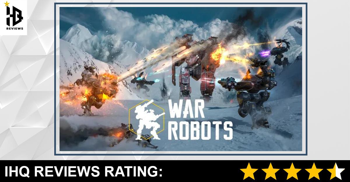 war-robots-game