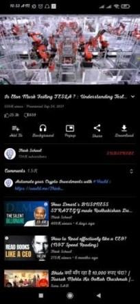 youtube vanced app review