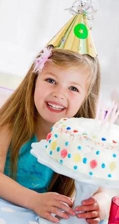 Kindergeburtstagstorten selber machen  Rezept und Anleitung