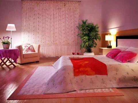 Schlafzimmer dekorieren  DekoIdeen fr Schlafzimmer  Deko