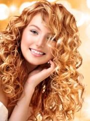 rote lockige haare
