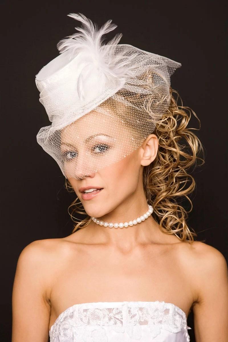 Extravaganter Brauthaarschmuck  Haarschmuck fr Braut und Hochzeit