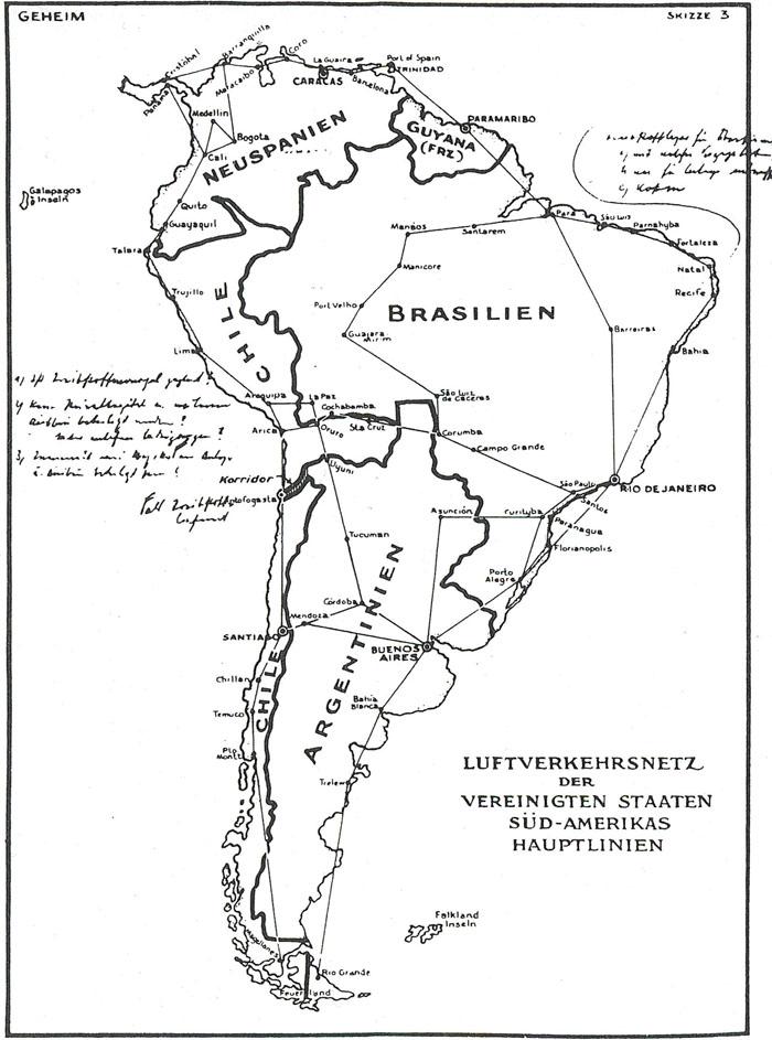 Roosevelt's 'Secret Map' Speech
