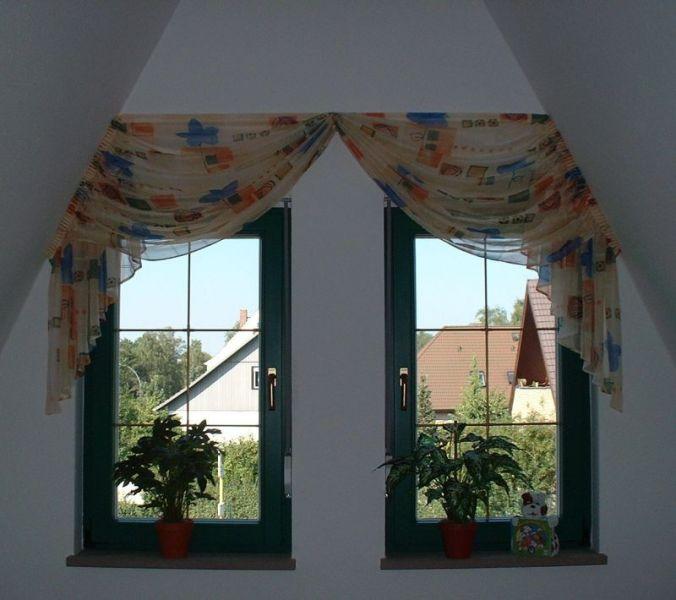 Dachfenster  Dachschrgen  Giebel und Gauben Dekorationen  ihre tapeten etage