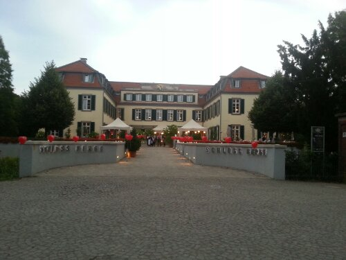 Heiratsantrag auf Schloss Berge in Gelsenkirchen