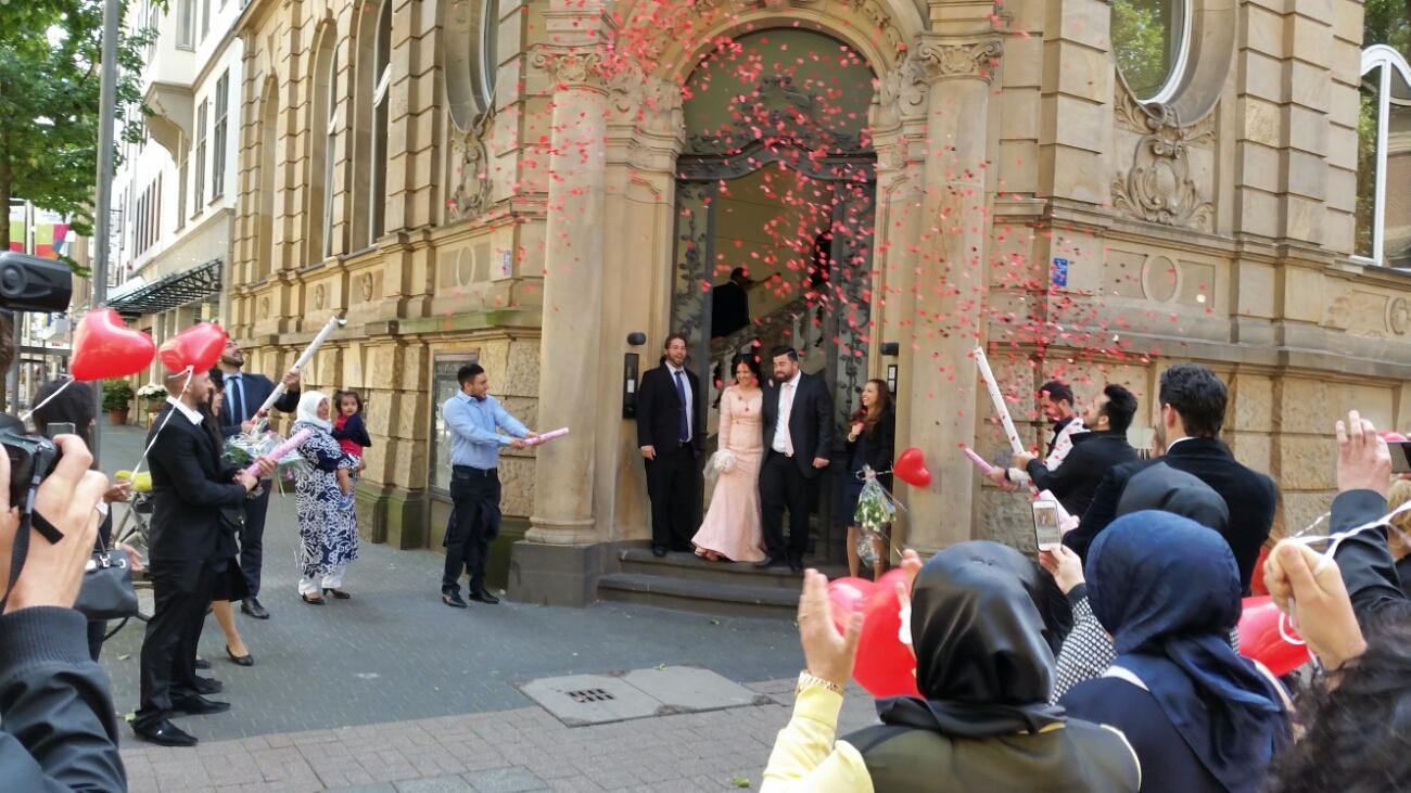 Flashmob Auf Hochzeit