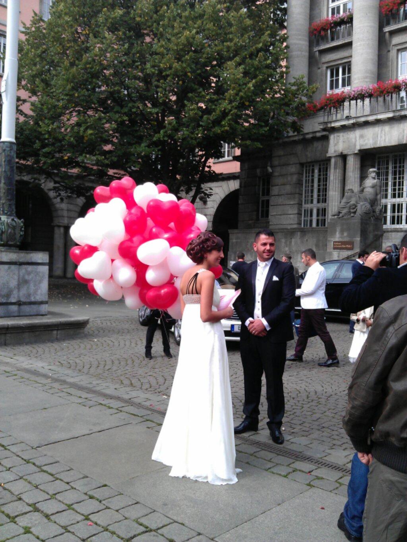 Hochzeit Standesamt Ueberraschung