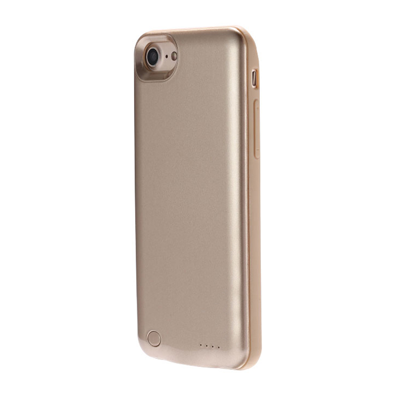 Acumulator Power Case 10000mAh pentru iPhone 7 Plus, Gold