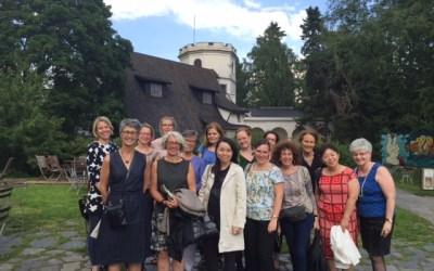 Workshop on infertility counseling in Helsinki