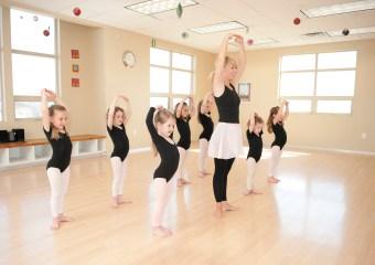 Dance Educator' s class