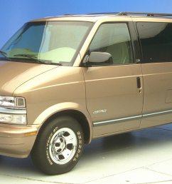 2000 chevrolet astro minivan [ 1920 x 1080 Pixel ]