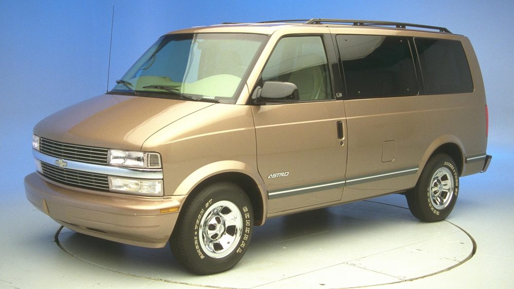 medium resolution of 2000 chevrolet astro minivan