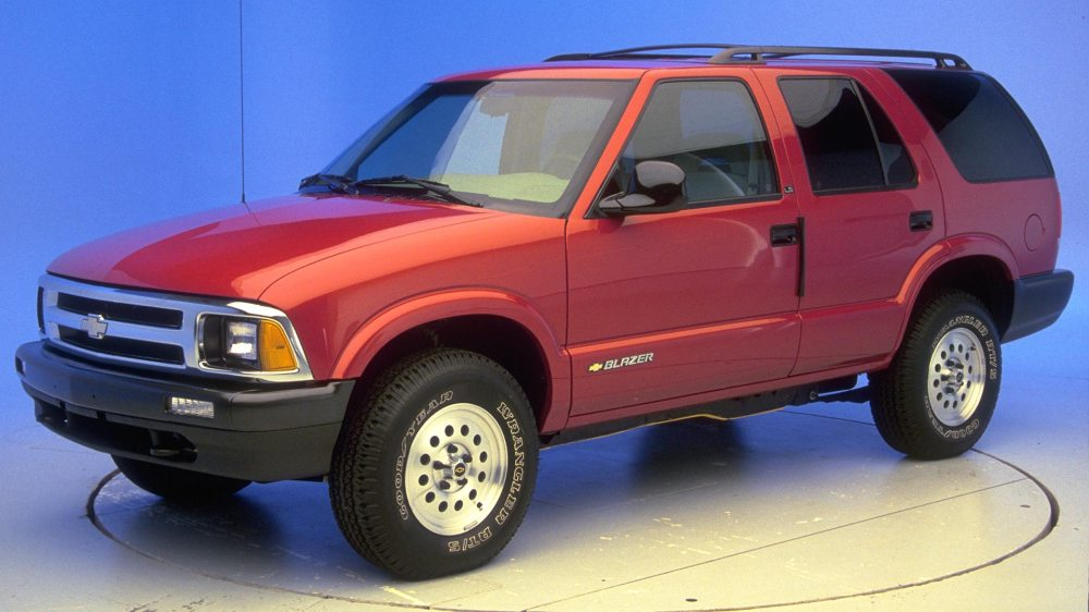 medium resolution of 1999 chevrolet blazer 4 door suv