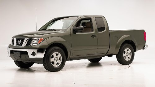 small resolution of 2006 nissan frontier crew cab pickup 2005 nissan frontier shown