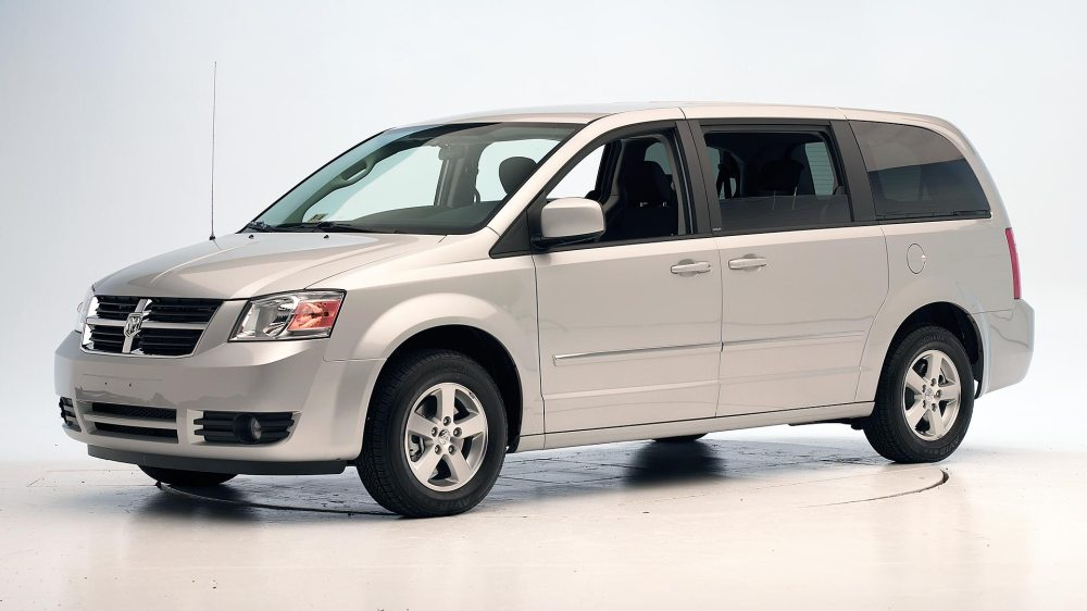 medium resolution of 2010 dodge grand caravan minivan
