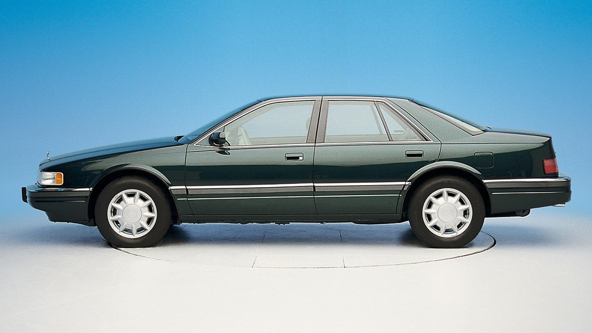 hight resolution of 1997 cadillac seville 4 door sedan
