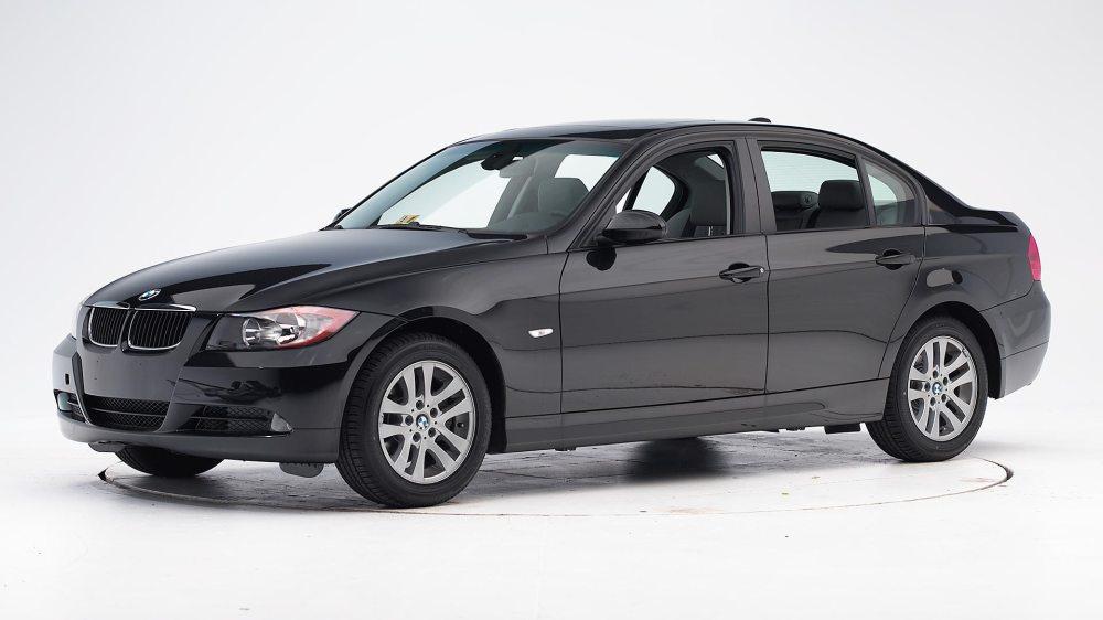medium resolution of 2006 bmw 3 series 4 door sedan