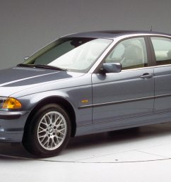2004 bmw 3 series 4 door sedan [ 1920 x 1080 Pixel ]