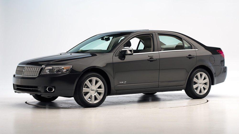 medium resolution of 2008 lincoln mkz 4 door sedan